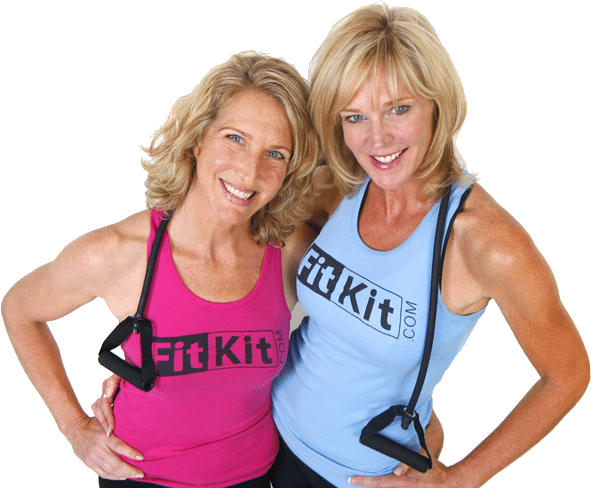 FitKit Team and Cofounders Amie Hoff and Beth Wieczorek