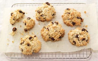 Chobani Chocolate Chunk Oatmeal Rasin Cookies
