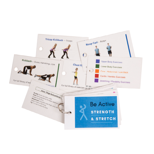 Be Active Card