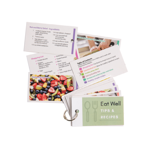 Eat Well Cards