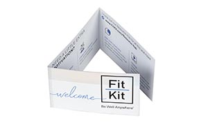 FitKit Welcome Card